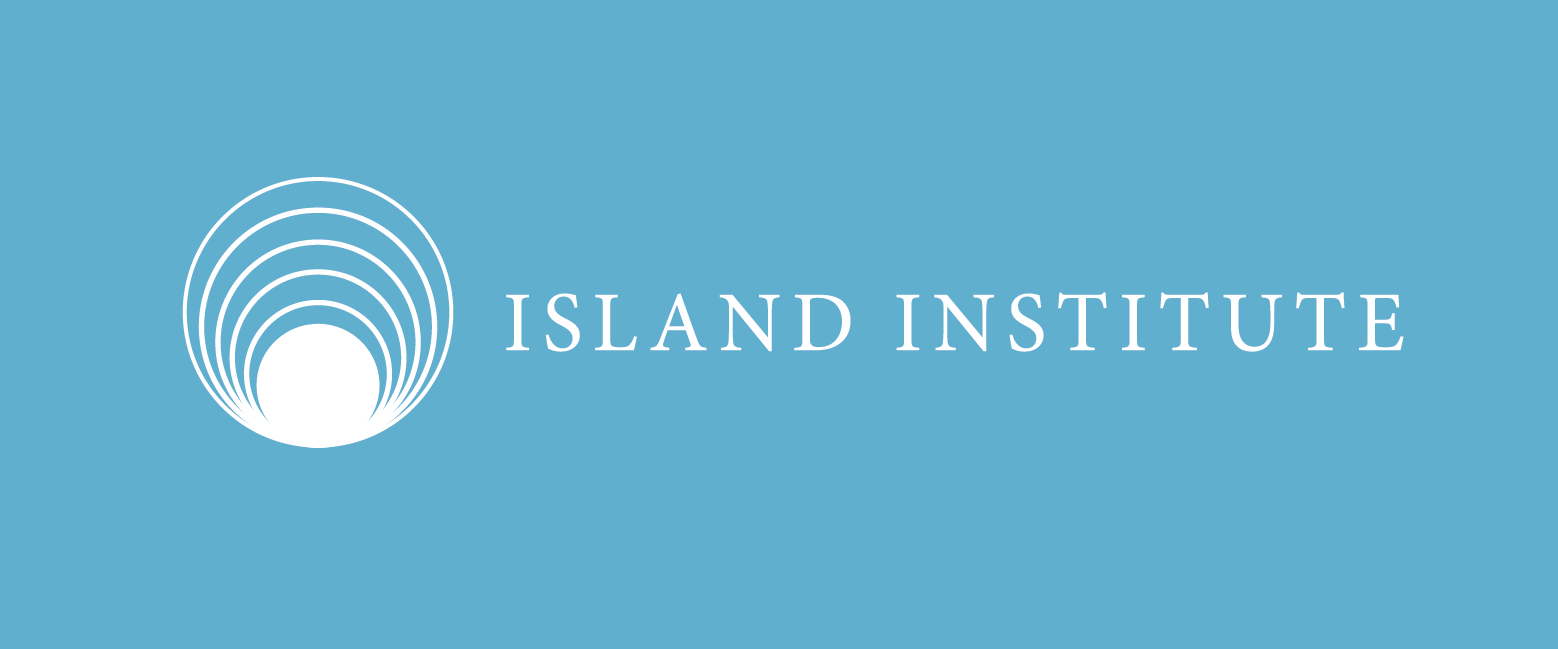 Island Institute logo design maine carla rozman graphic design