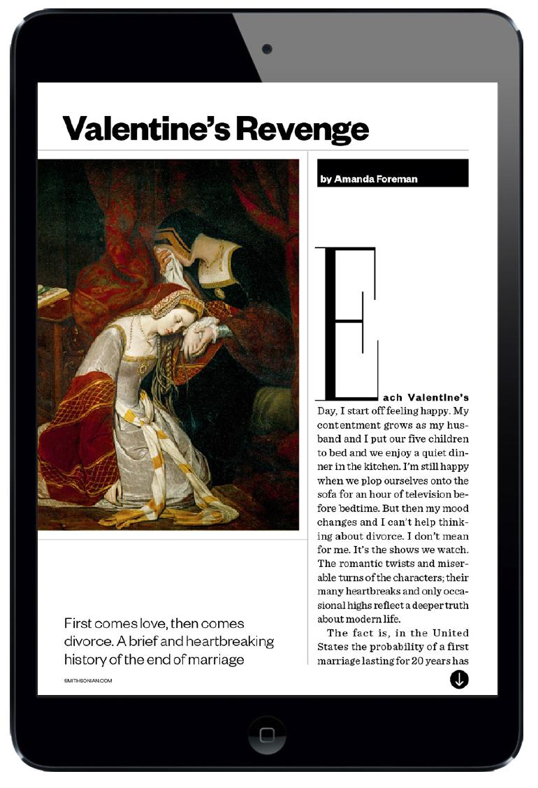 Smithsonian Magazine ipad
