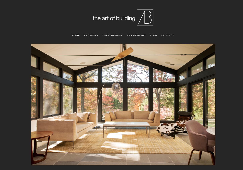 The Art of Building Website