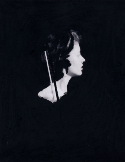 """""""Profile of an Artist"""" by Carla Rozman, for the  American  book series by Paripé Books"""
