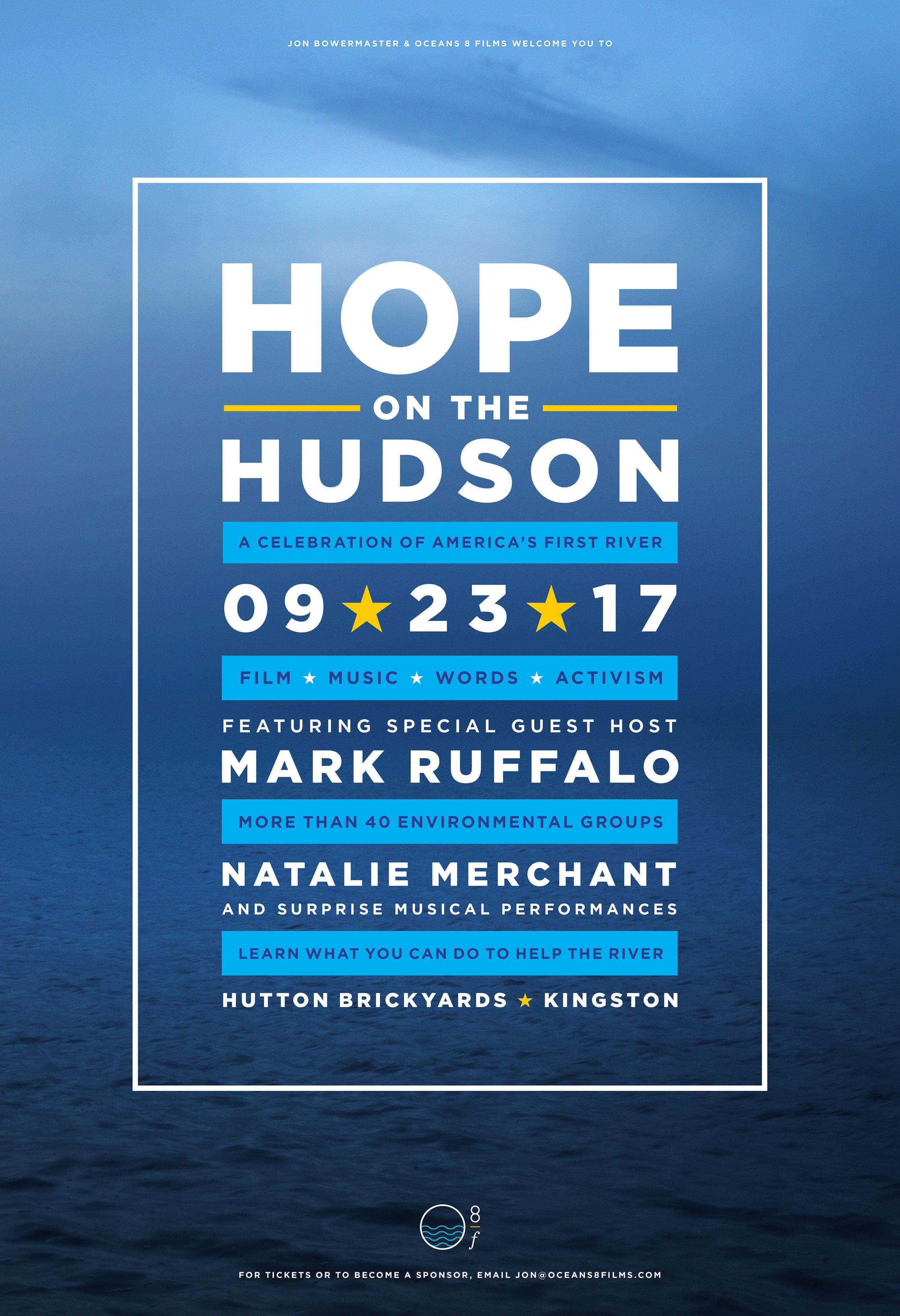 Hope on the Hudson Poster