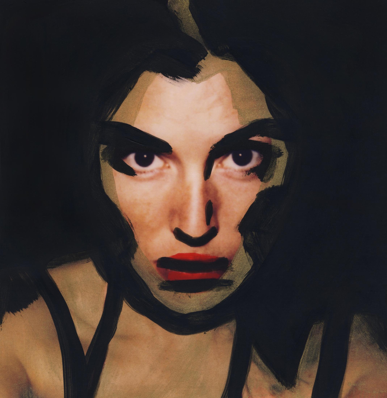 Shana Falana Painting Here Comes the Wave Carla Rozman