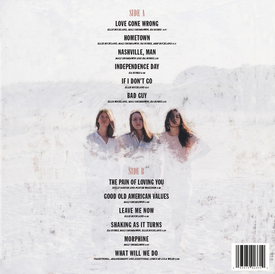 Alternate back cover