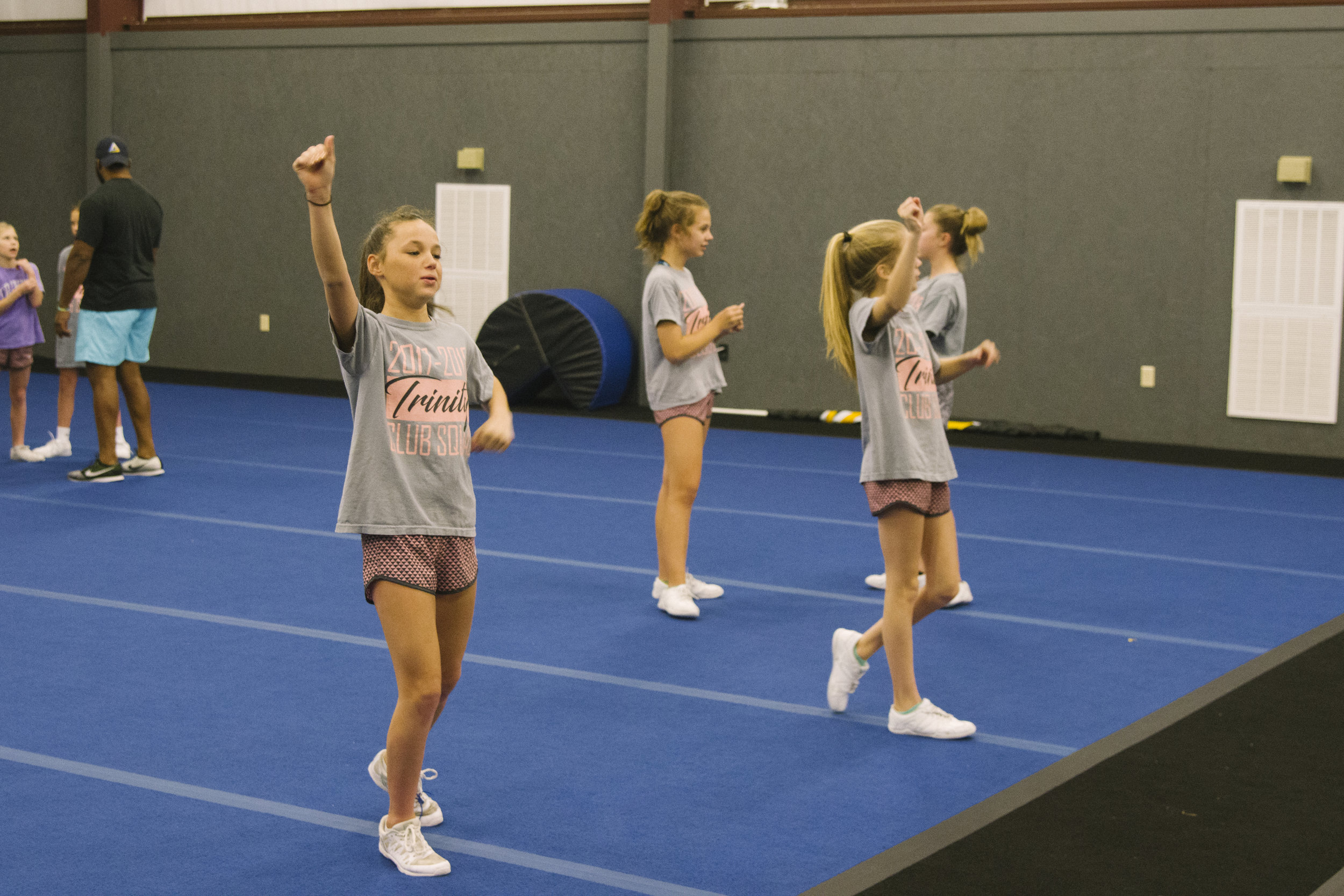 Trinity Cheer Athletics