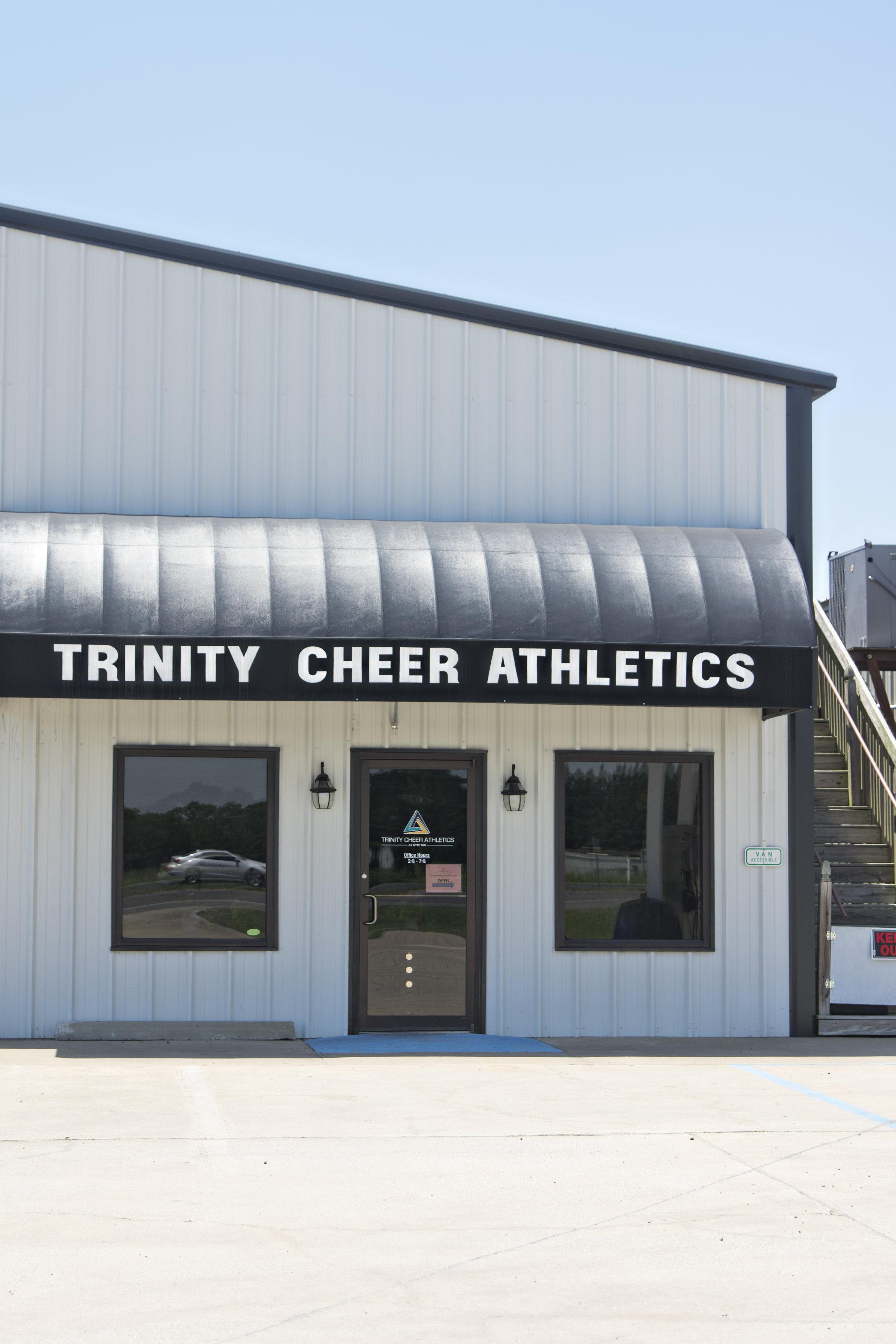 Trinity Cheer Athletics Gym