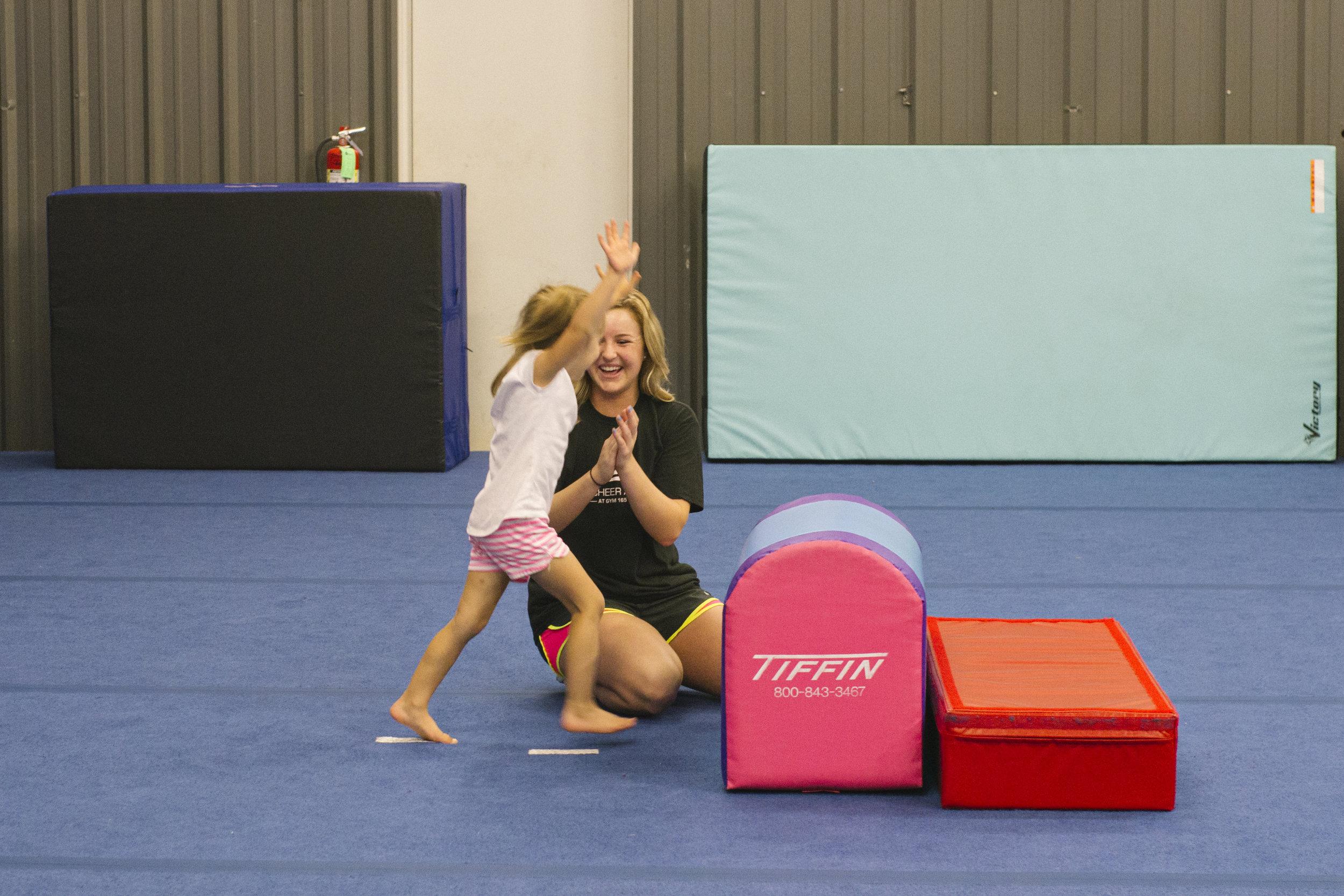 Toddler Tumbling