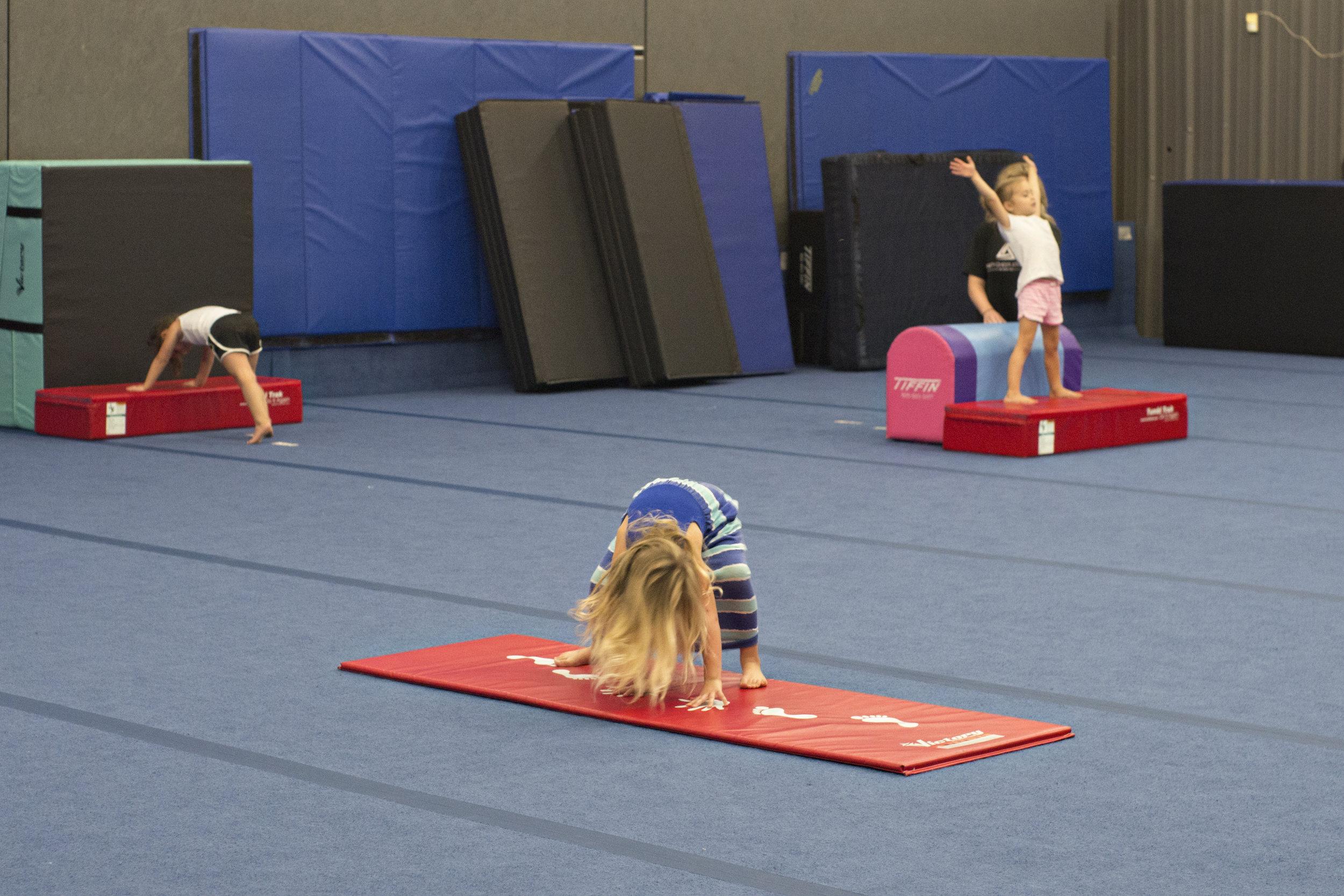 Toddler Drills