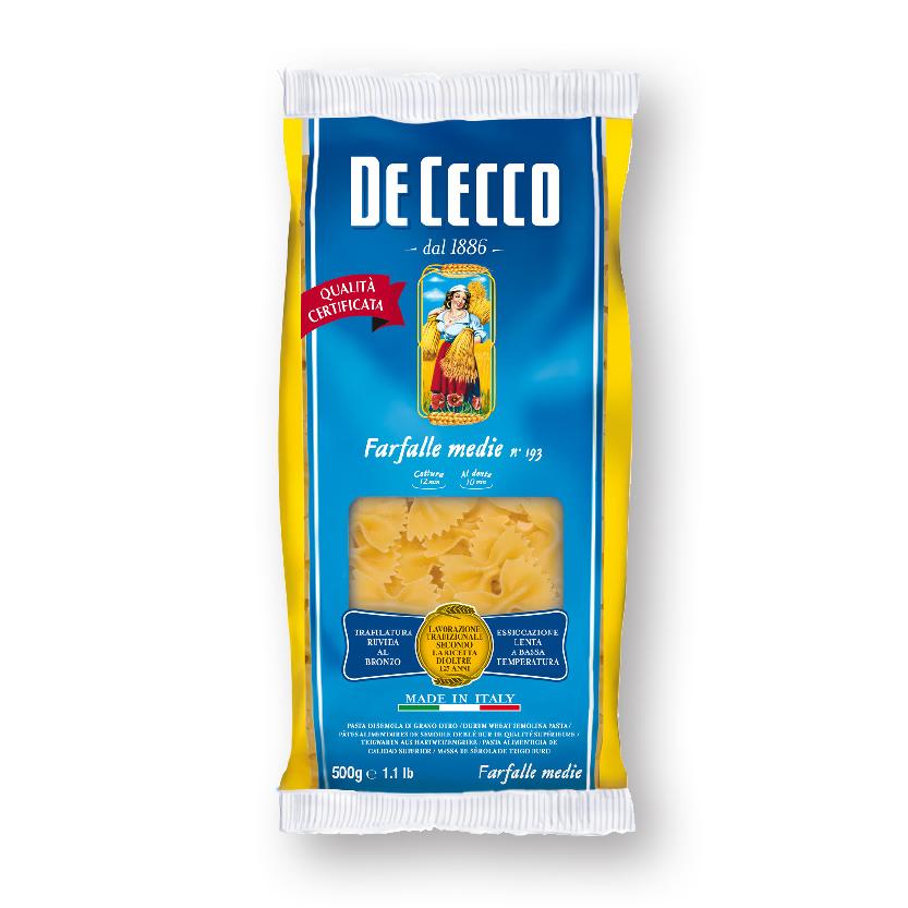 Traderock - DeCecco Pasta Farfalle
