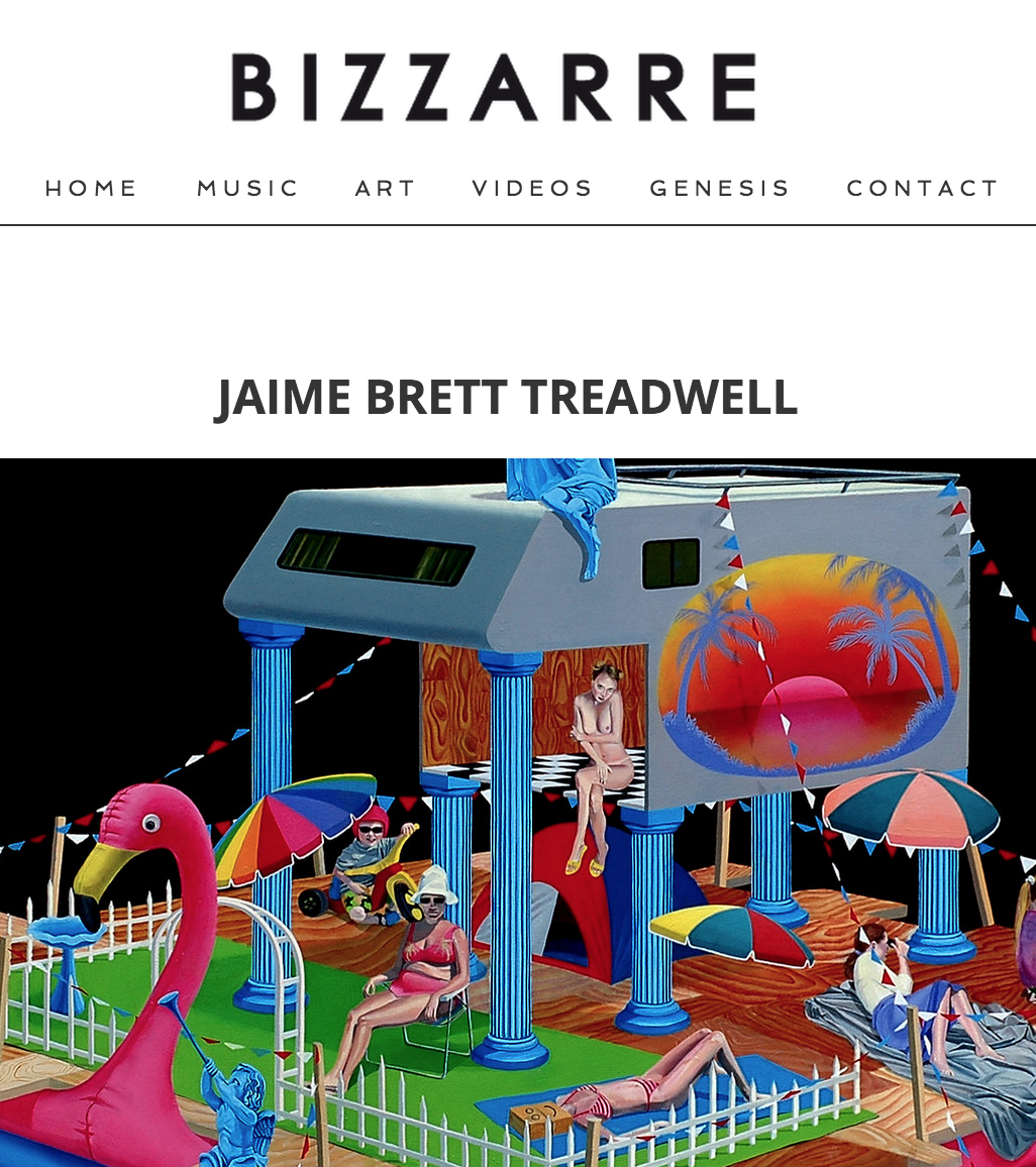 BIZZARRE Magazine, Artist Feature | Interview