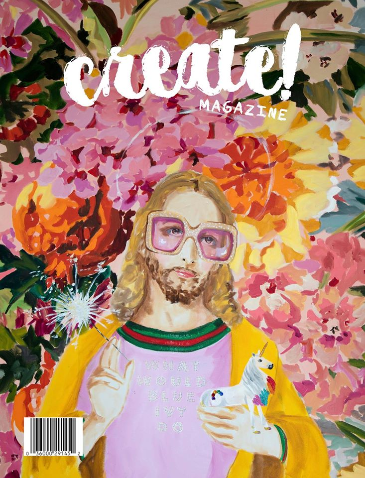 Create Magazine, Artist Feature
