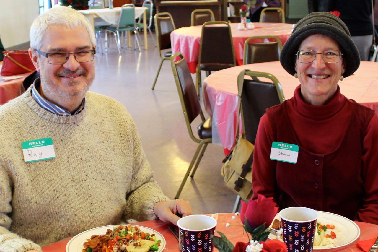 Ray Harrison and Sharon Kestrel at annual meeting.jpg