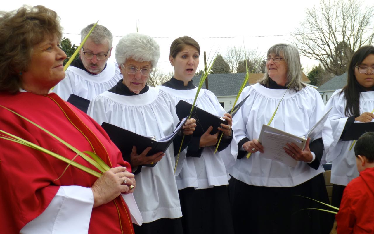 Choir at the blessing of the palms.jpg