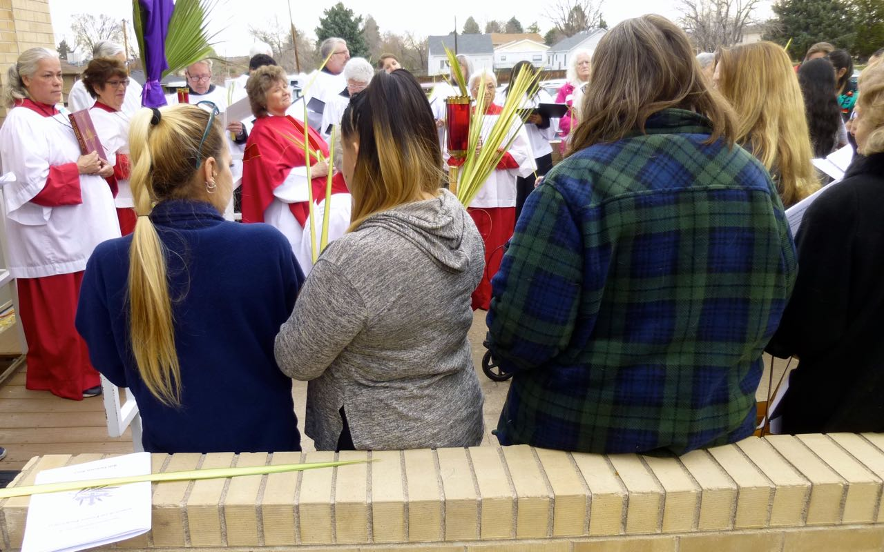 Chilly blessing of the palms.jpg