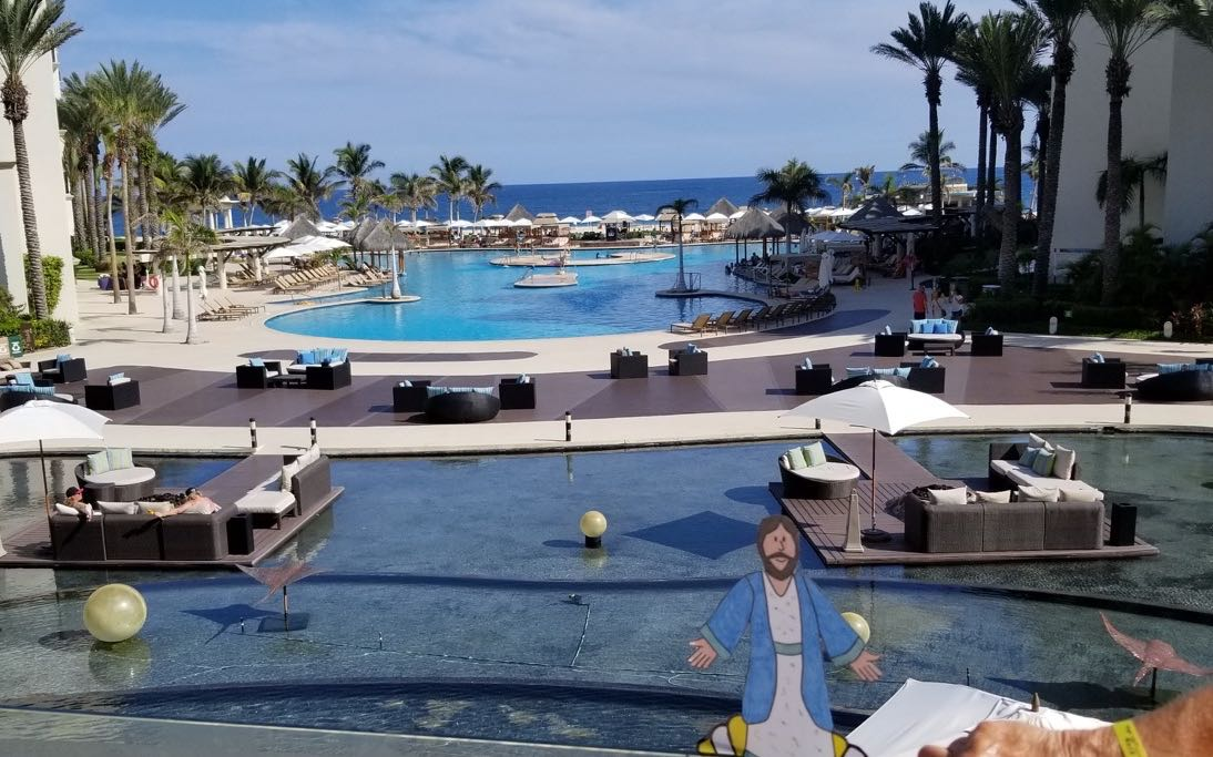 Vacationing in Cabo San Lucas