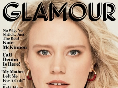 Glamour August 2018