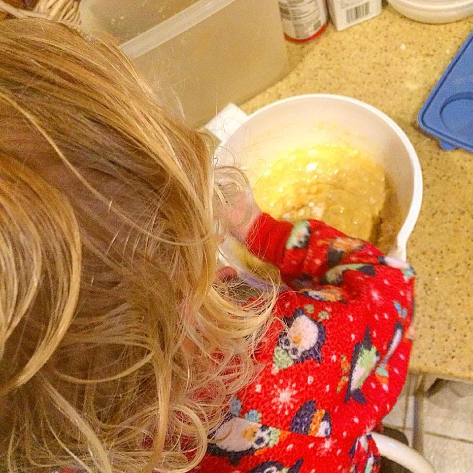 it's amazing what cracking eggs and mixing batters can do for the life of a child -