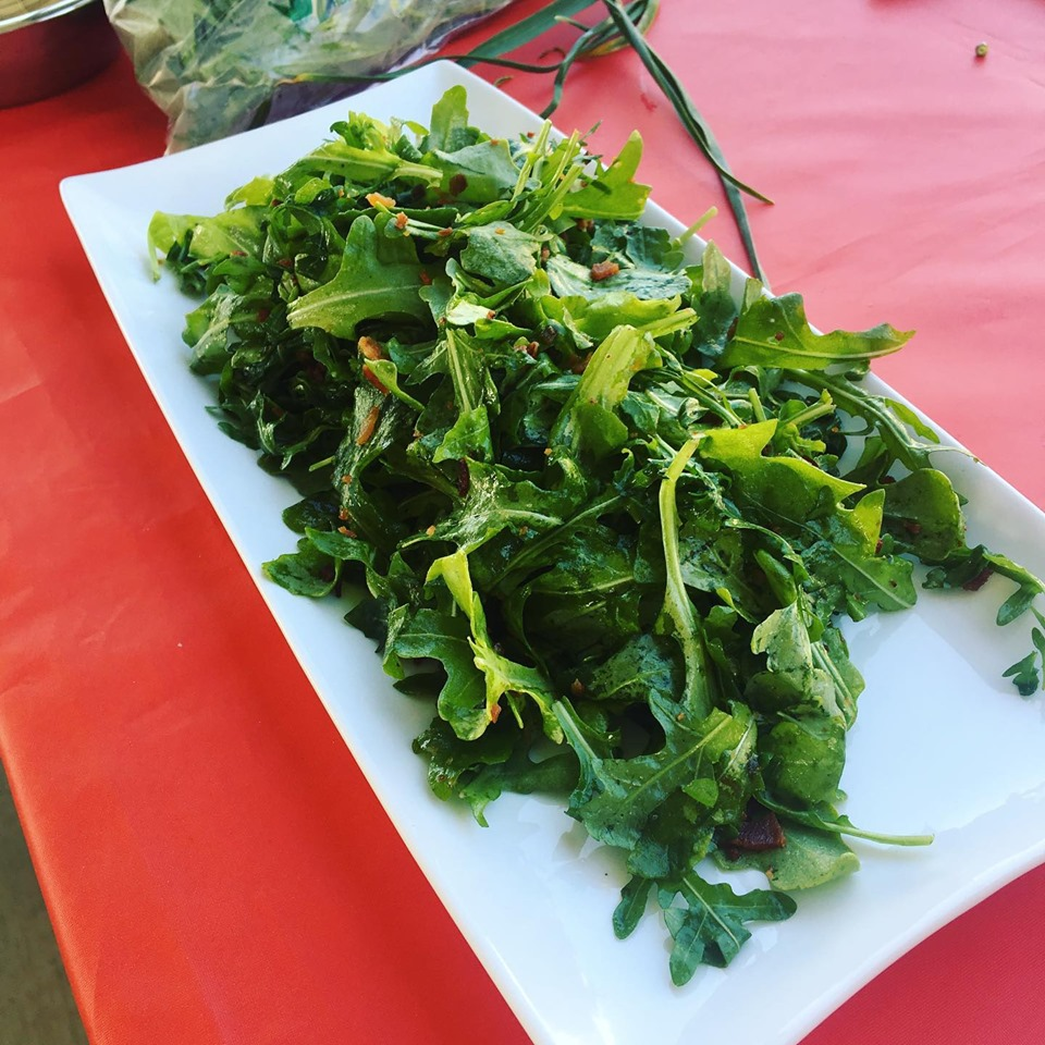 Cookin' with Kibby UCFM Arugla Salad.jpg