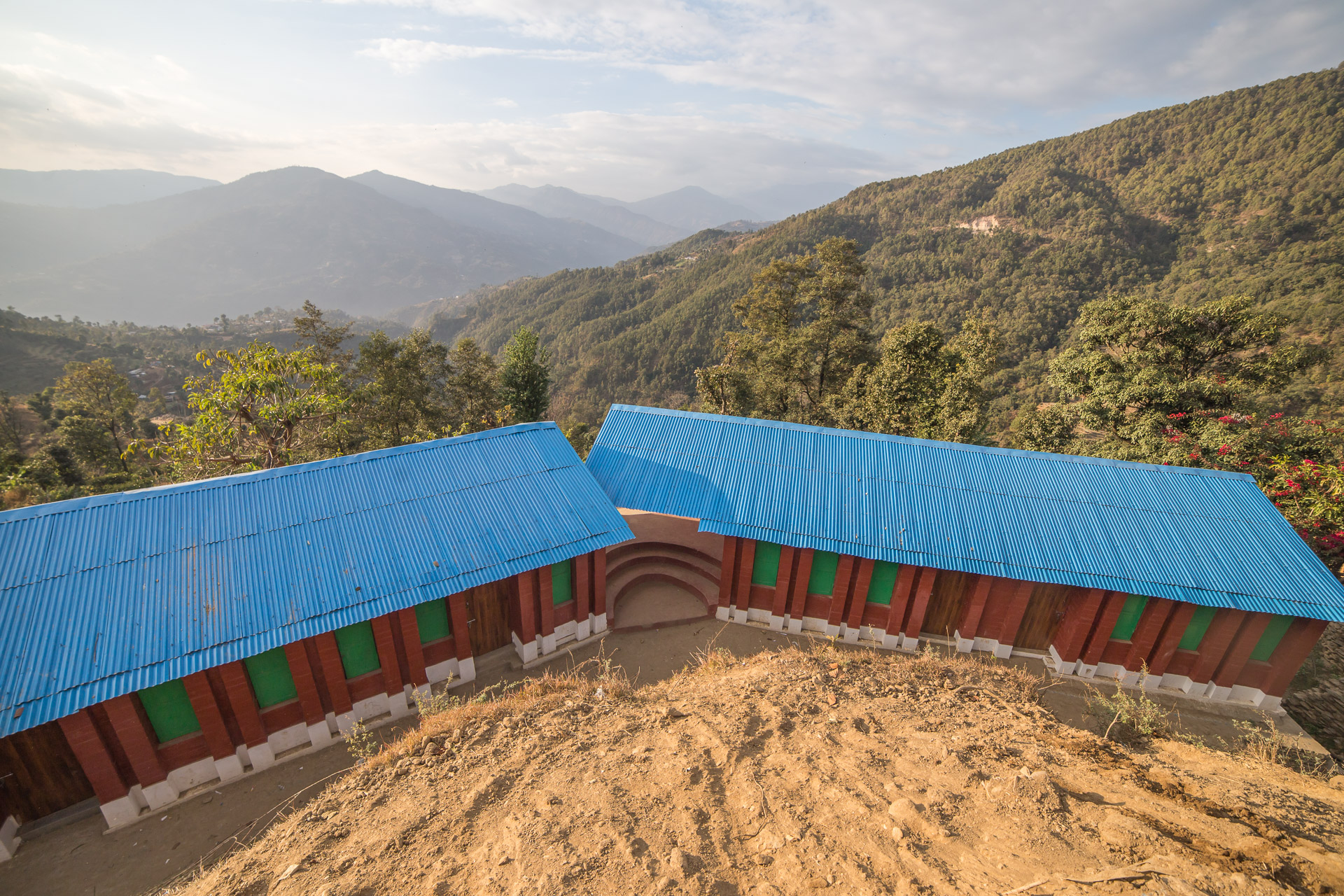 The Siddhartha Primary School - Completed July 2016