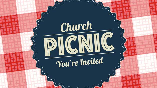 Saturday, September 2 – 10 am to 4 pm San Bruno City Park – Beckner Shelter 1378 Crystal Springs Road, San Bruno  This is going to be a fun day for our church family. Lots of food, fellowship, baseball, volley ball, a photo booth and much more. The church will provide the main dish. You provide a dish to share. If your last name begins with:  A-K please bring salads or sides.  L-Z please bring dessert. Everyone's welcome!