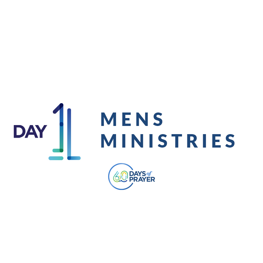 August 5 - That participation will increase among the men of the church in the monthly breakfasts, the annual conference, and weekly fellowship groups.