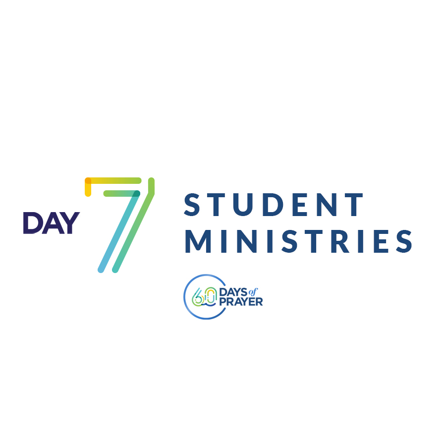 August 11 - That the students will grasp the gospel, love the Lord, and be strong, in spite of any temptations and struggles; wisdom for the leaders.