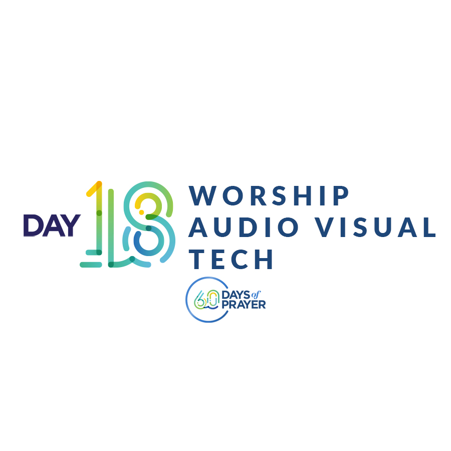 August 22 - For victory in any spiritual battles that would interfere with worship; skill for the choir, musicians, and all who help with the tech.
