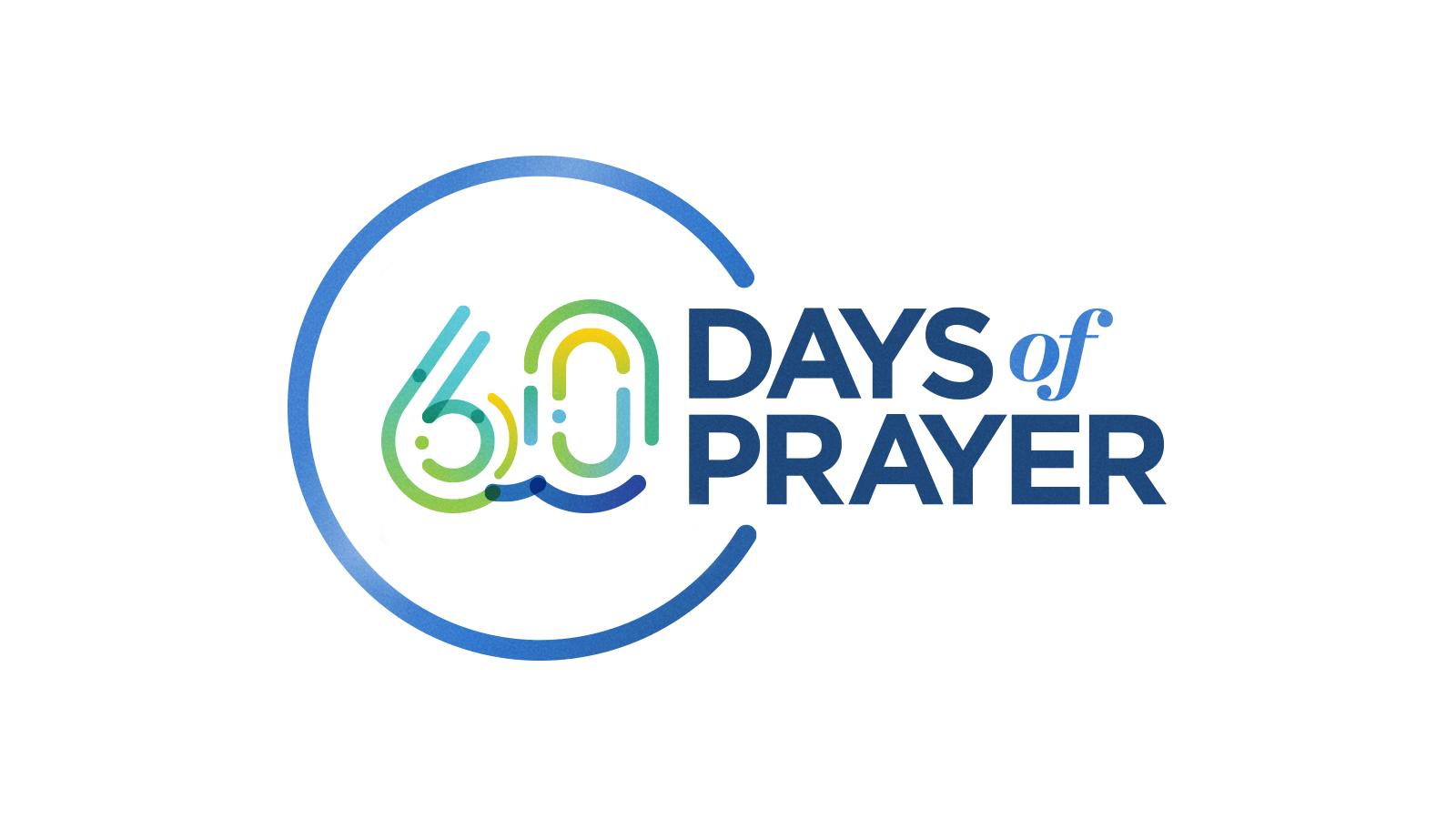 60 Days of Prayer