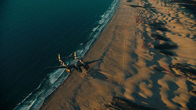 New reel featuring deep cuts from my aviation films. Link in bio!  Director/Producer: me  DP: @gbendinelli  Cinejet: @helinetaviation  Cinejet Pilot: Randy Howell Aerial DP: @michaelfitzmaurice  P-38: @planesoffame  P-38 pilot: John Maloney
