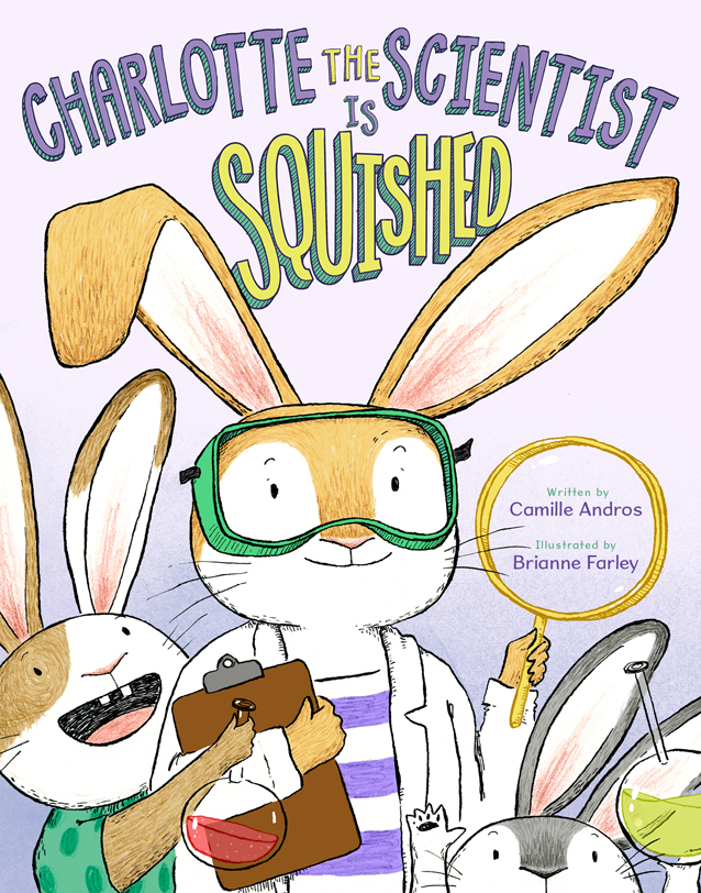 Farley Charlotte the Scientist cover w