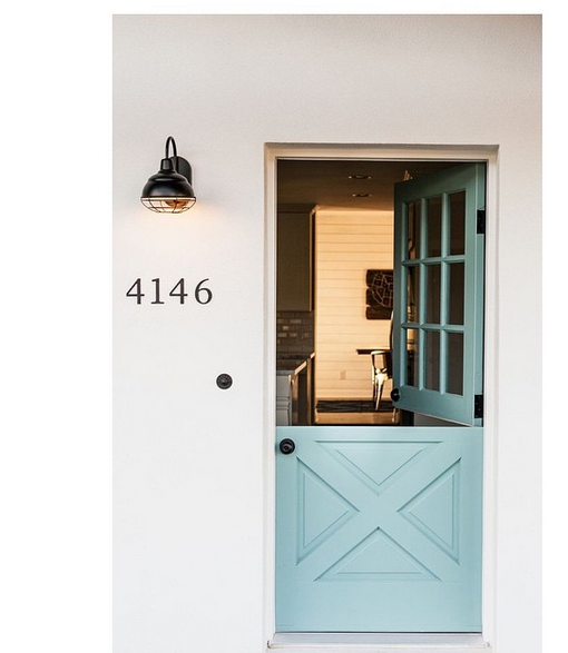 Colour inspiration for your front door