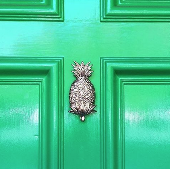 Front door colour inspiration
