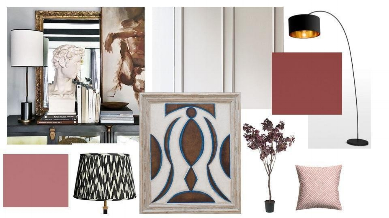 Camilla Pearl Interiors Mood Board Spring/Summer 2017