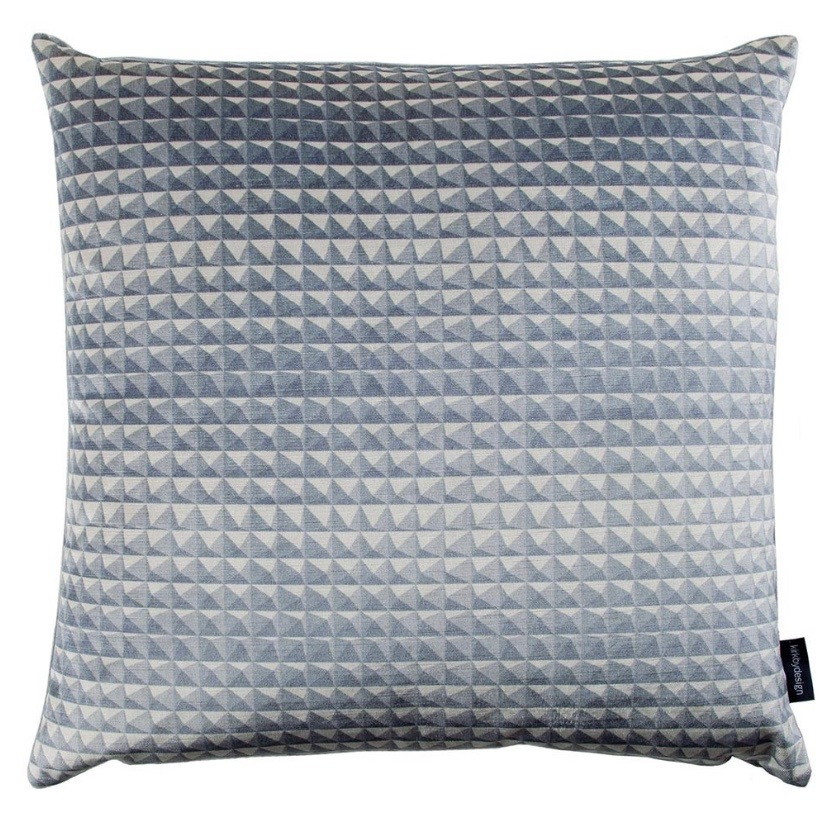 Cushions by Sweetpea & Willow perfect for grey and beige interiors.