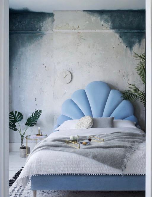 Sweetpea & Willow bedroom lifestyle shot.