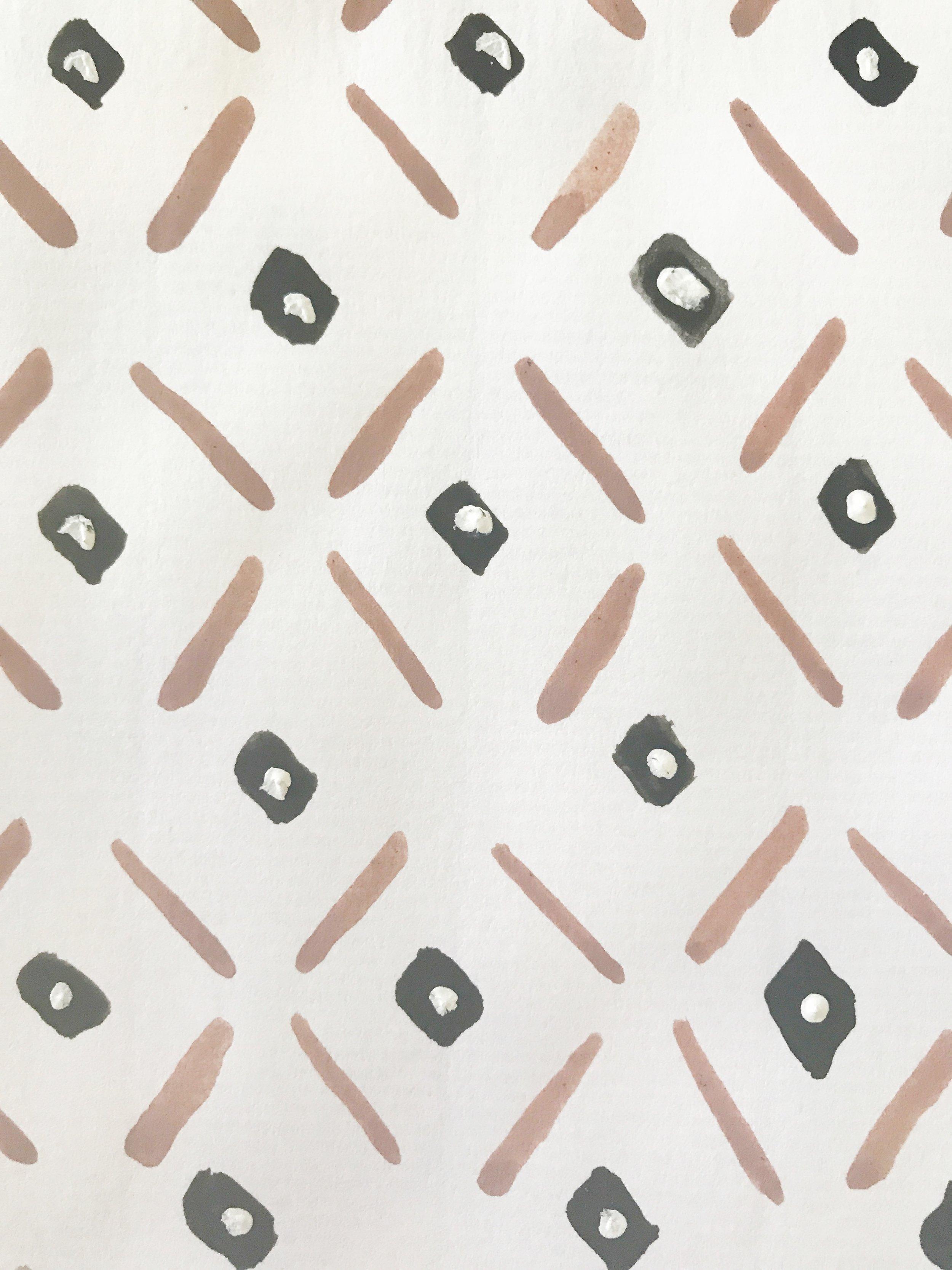 Simple trellis design by Camilla Pearl.JPG
