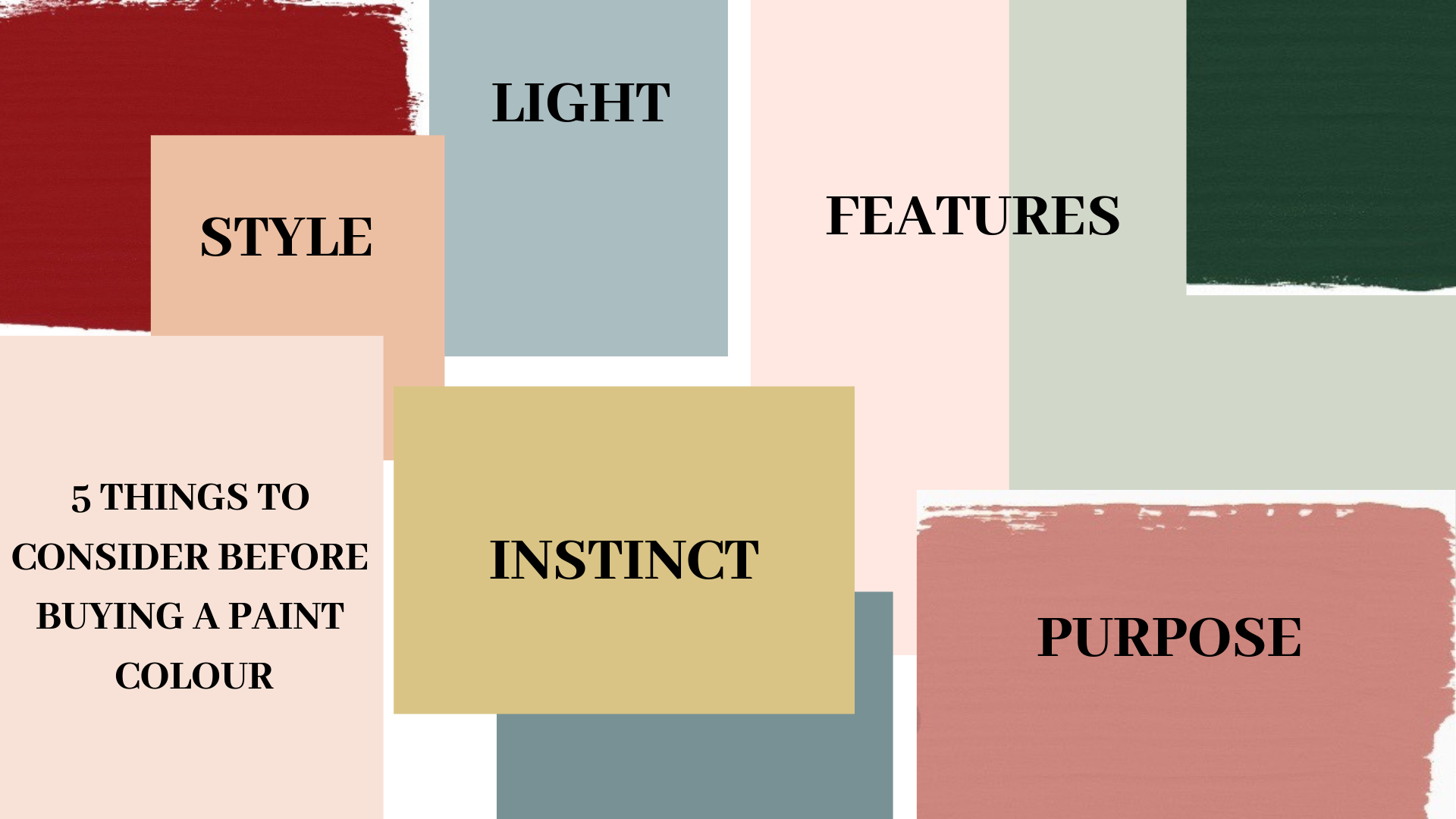 House Anna Colour 5 Things to Consider before buying or choosing a paint colour