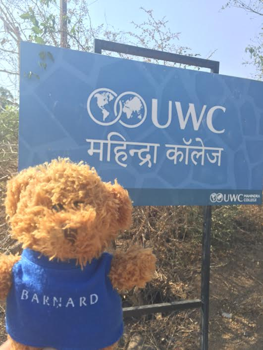 illie learns that some schools do not have easy access to urban centers. While an applicant may attend a school with different resources from that of her neighbor's school, it is specific to her context. It is not a disadvantage. (UWC Mahindra College, Pune, India)