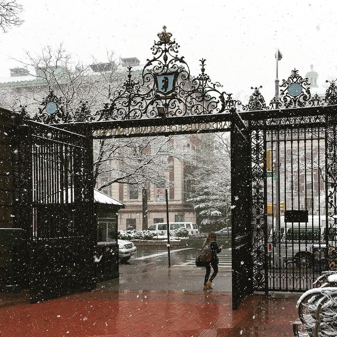 Credit: Barnard College Instagram