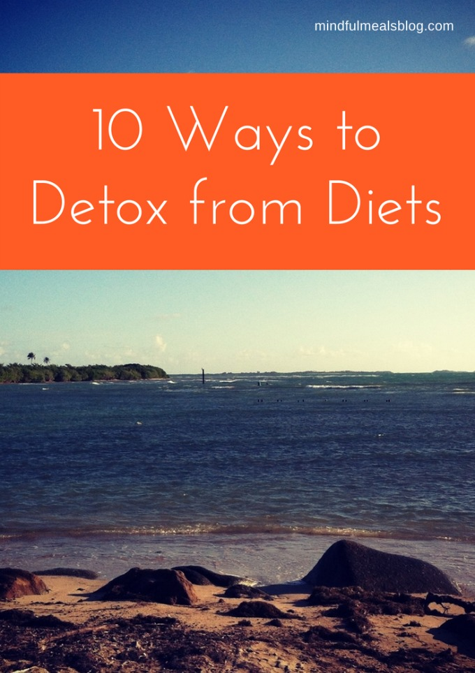 Detox from Diets