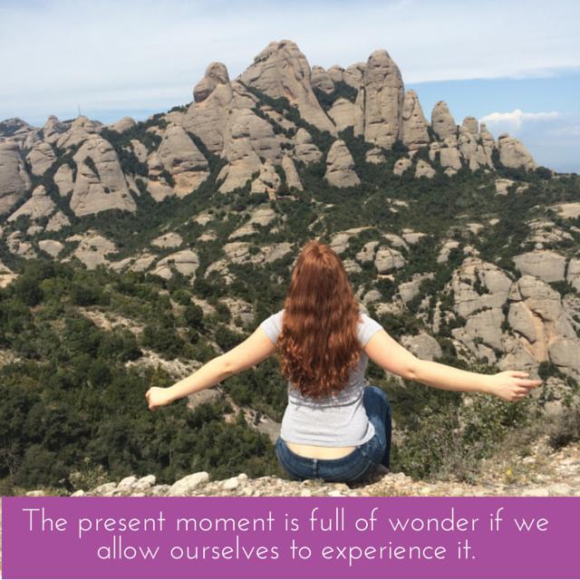 Savoring Spain: Be Present