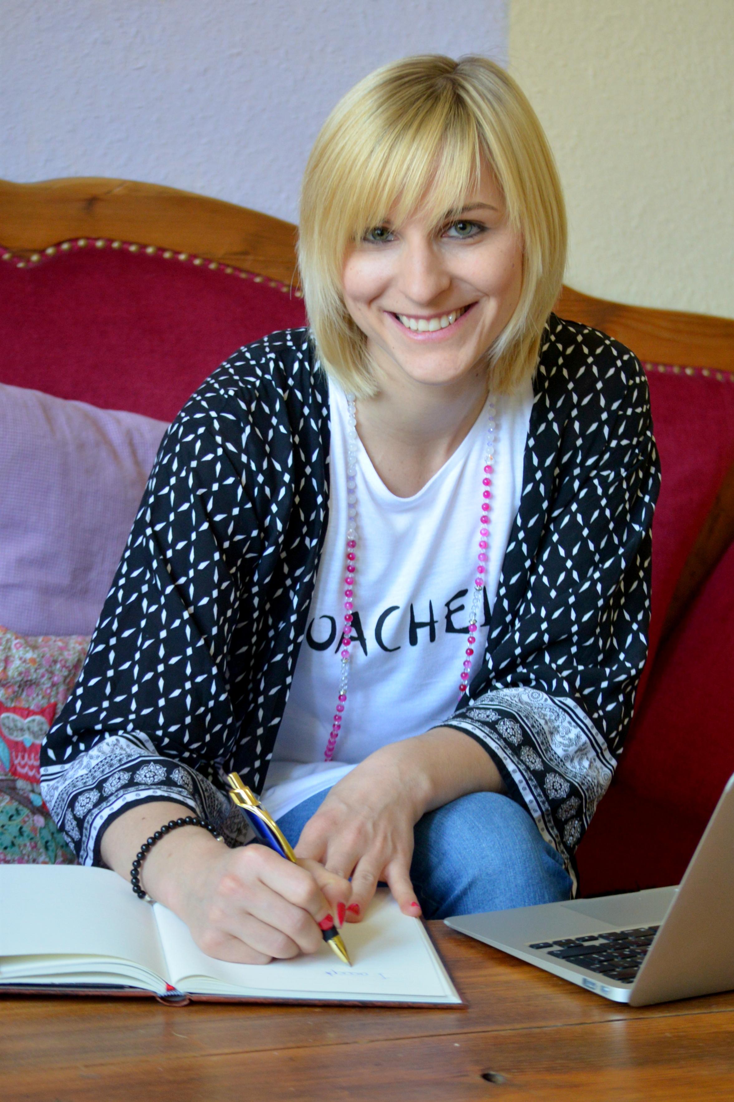 Anne-Sophie: Building Self-Trust