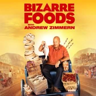 Bizarre Foods: America's First Revolution Trail