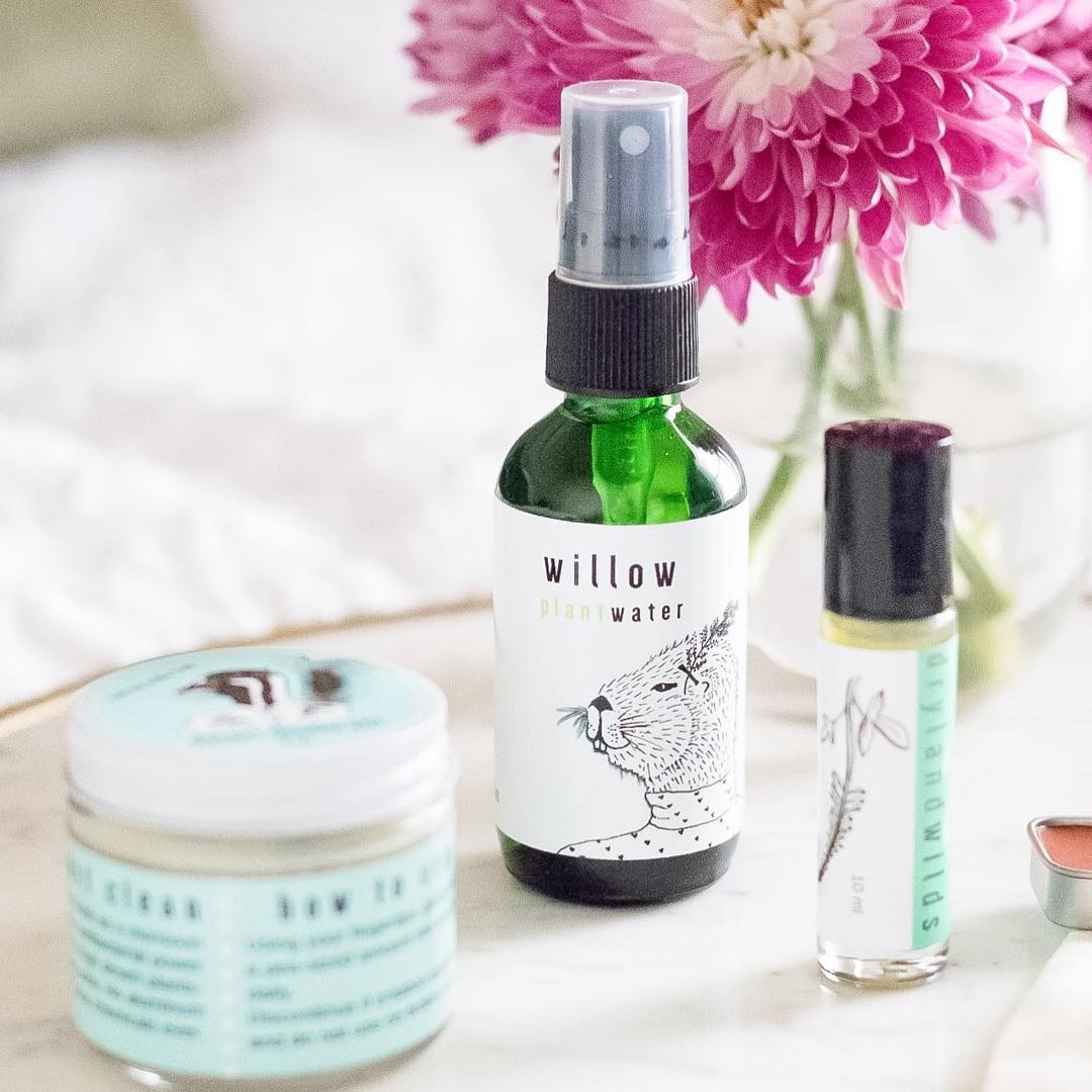 Middle of Somewhere: Clean Beauty Favorites