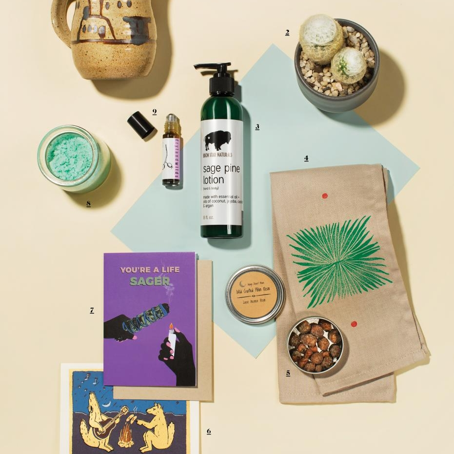 New Mexico Magazine 2018 Gift Guide