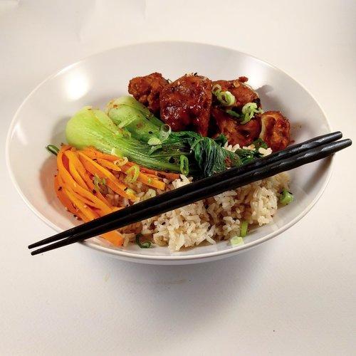 Vegan low fat general Tao .jpeg