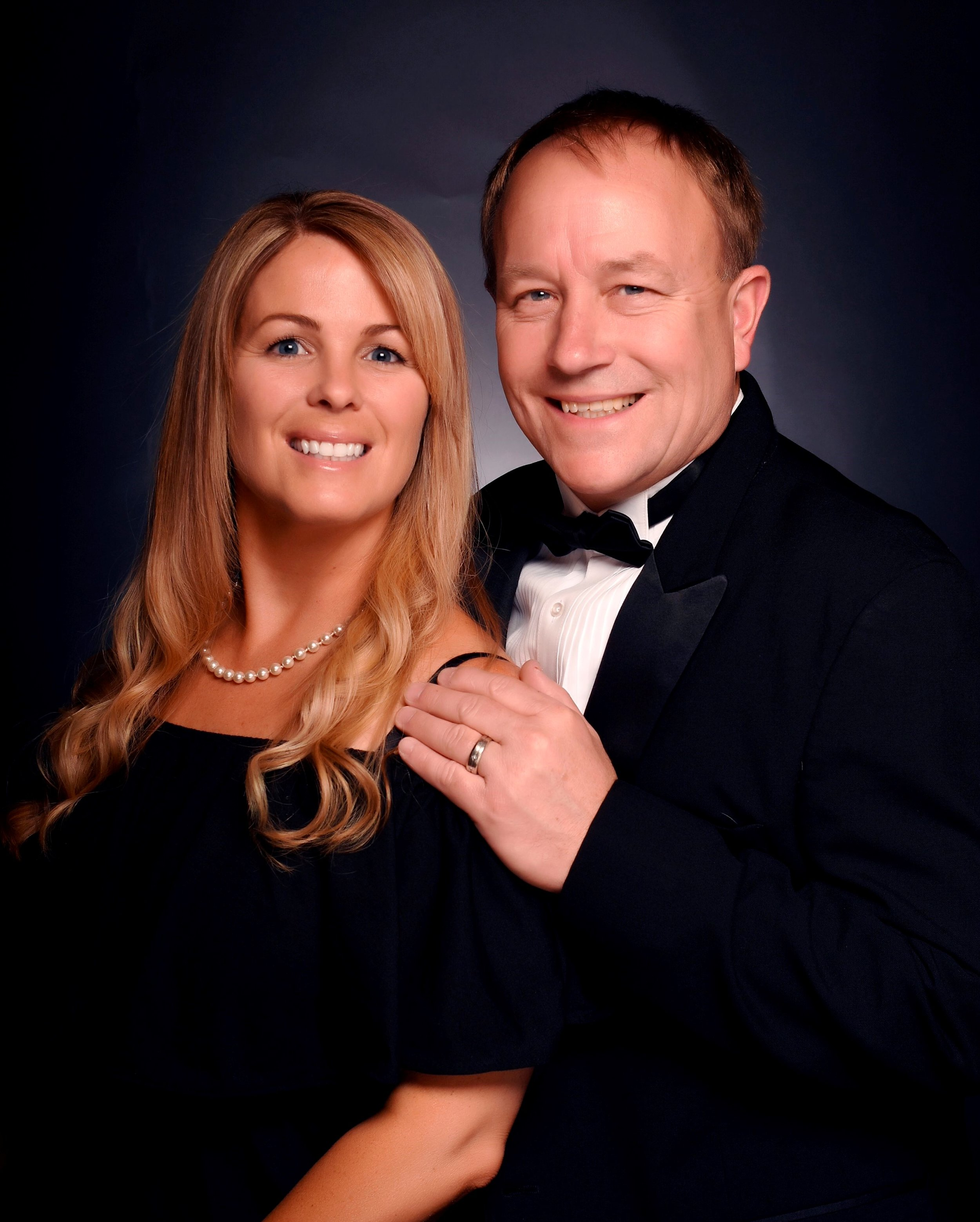 Mike and Kim Sherwin
