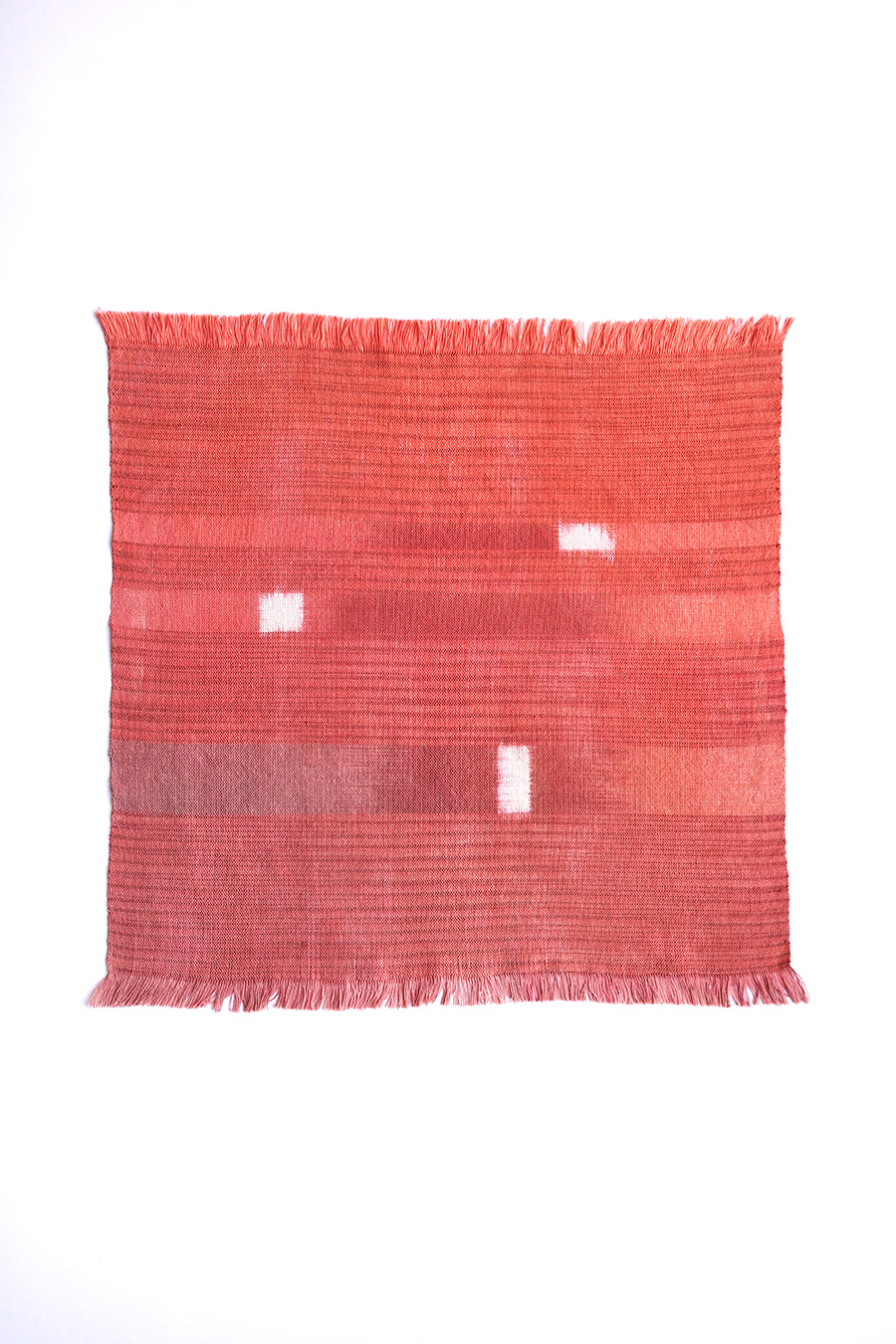 Red Clay   Cotton fibres 2015