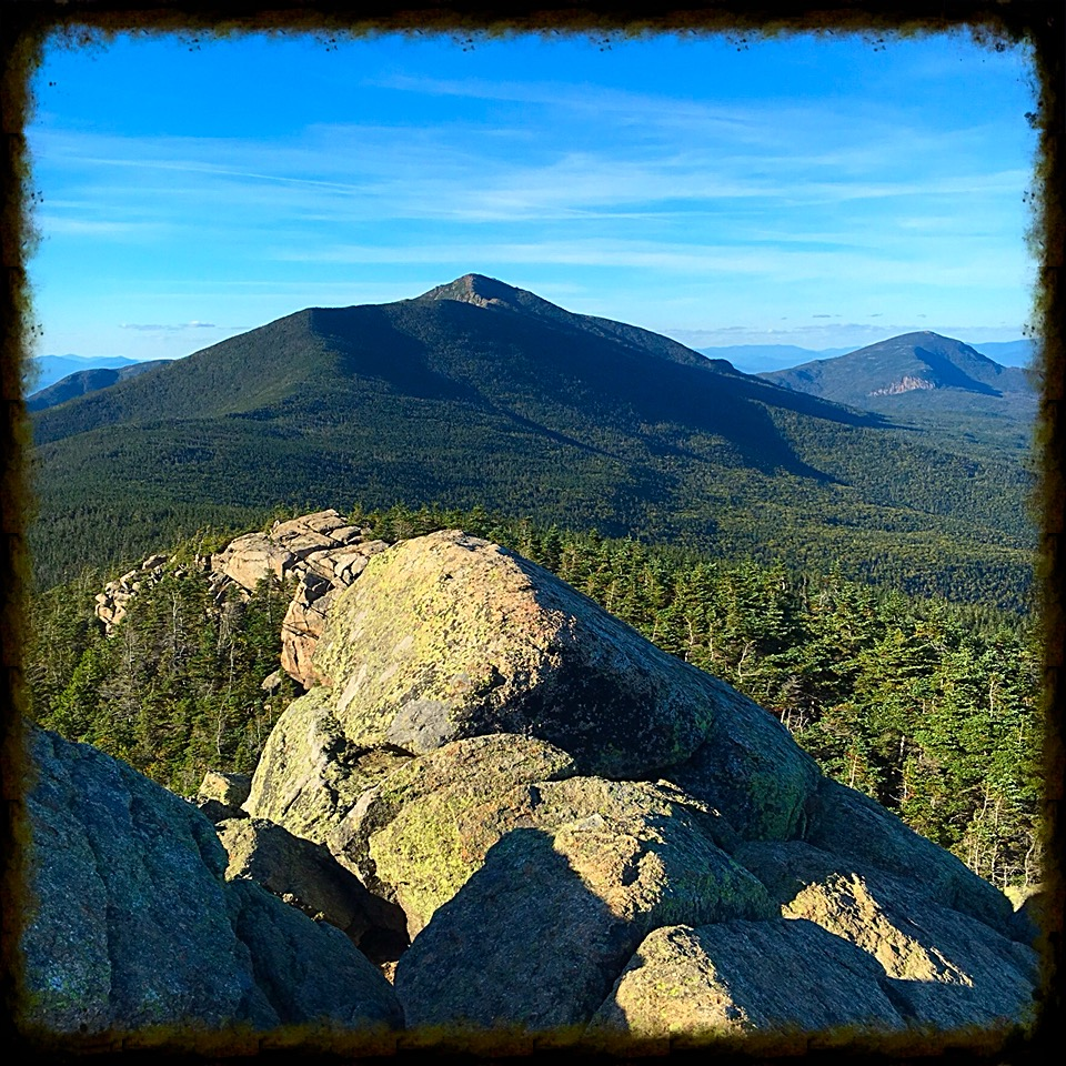 Special treat...a view of where we're going tomorrow!  Mt. Lincoln!