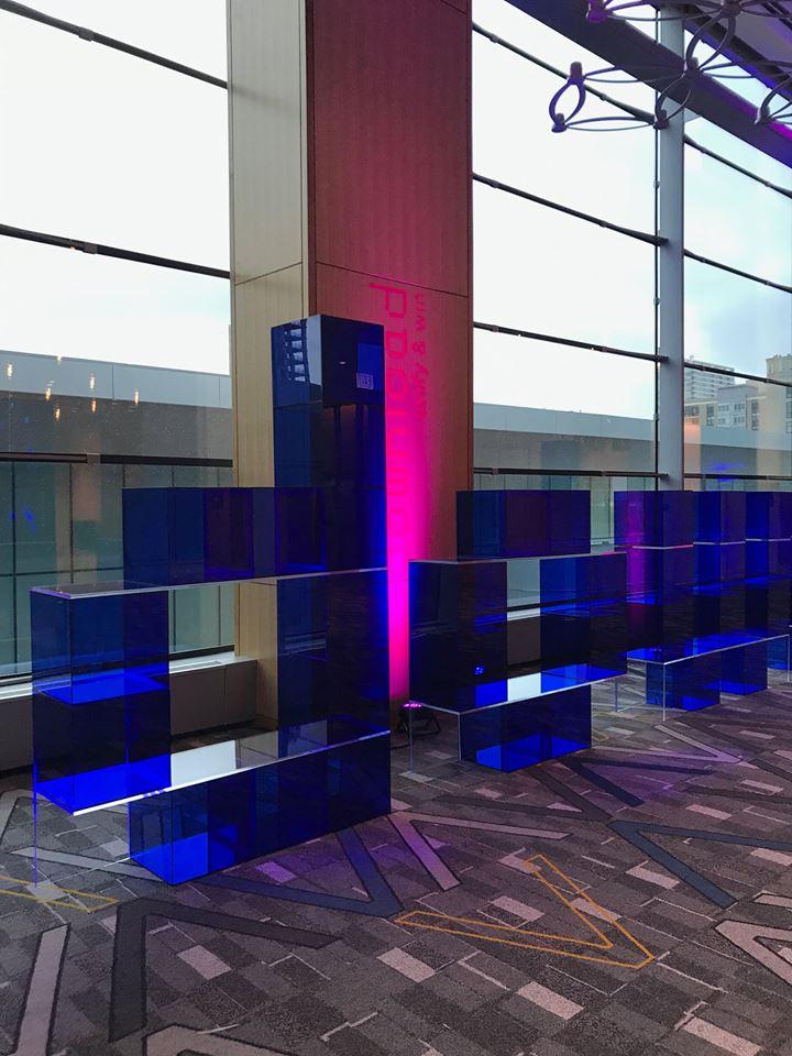 Engage & Resonate Marriott Installation