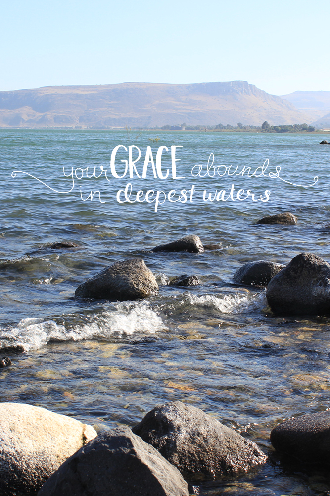 Grace Abounds - mobile